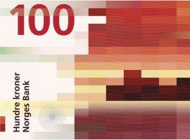В Норвегии выпустят «восьмибитные» банкноты