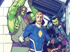 Marvel тизерит нового «Стража Галактики», номыуже знаем, ктоон!