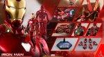 Фигурки пофильму «Мстители: Война Бесконечности»: Танос, Тор, Железный человек идругие герои. - Изображение 192