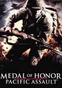Medal of Honor Pacific Assault – фото обложки игры