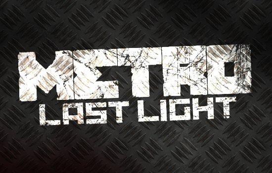 Metro: Last Light E3 Gameplay Demo - Part 1