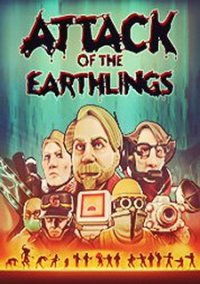 Attack of the Earthlings – фото обложки игры
