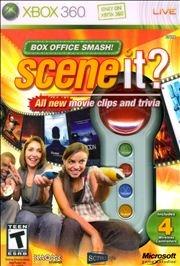 Scene It? Box Office Smash – фото обложки игры