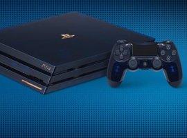 Продано 500 млн консолей PlayStation. Вчесть этого можно купить особую красивую версию PS4 Pro