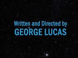 Любой фейл станет намного веселее с титрами от Джорджа Лукаса