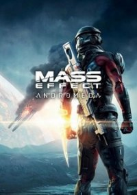 Mass Effect: Andromeda – фото обложки игры