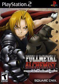 Fullmetal Alchemist and the Broken Angel – фото обложки игры