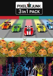 PixelJunk 3 in 1 Pack