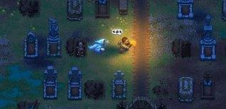 Graveyard Keeper. Анонсирующий трейлер