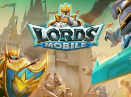 Раздача ключей Lords Mobile