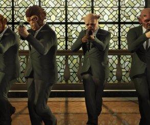 В GTA Online начнутся грабежи с первым обновлением на PS4 и Xbox One
