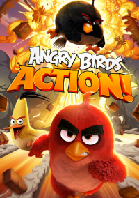 Angry Birds Action! – фото обложки игры