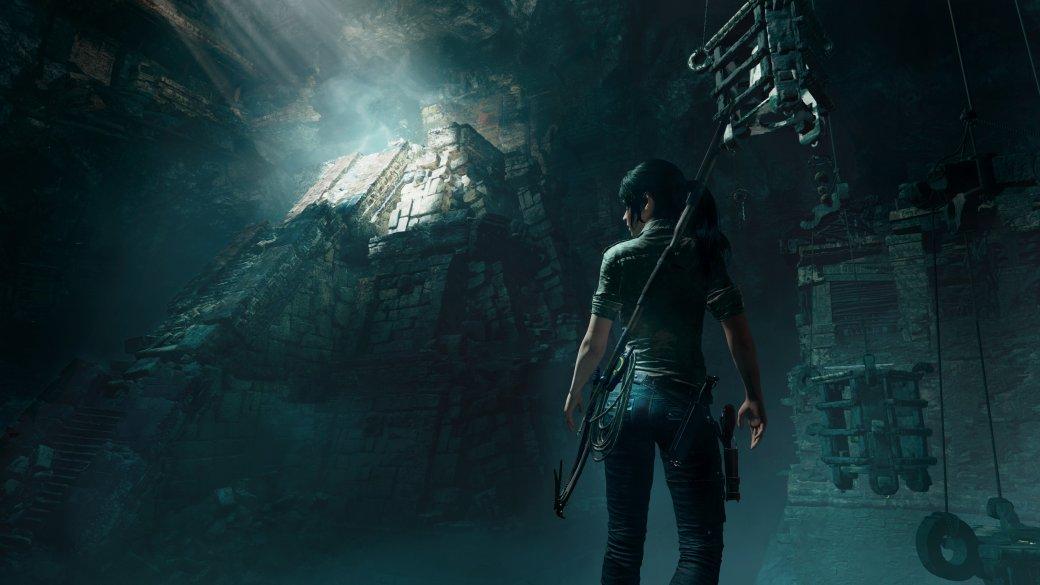 Скриншоты Shadow of the Tomb Raider для PC, PS4 и Xbox One   Канобу - Изображение 11904