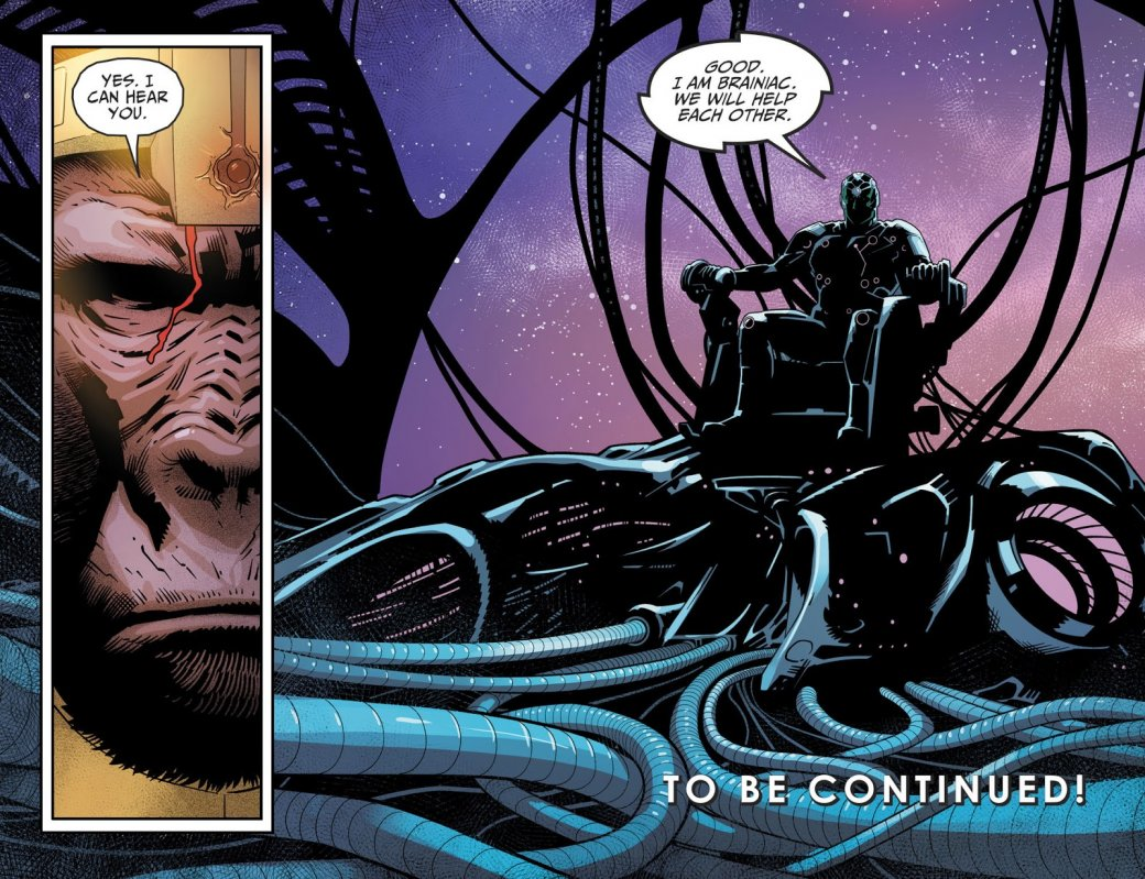 10 безумных вещей изприквела Injustice 2: президент-супергерой, двойник Бэтмена, свадьба злодеев | Канобу - Изображение 6595