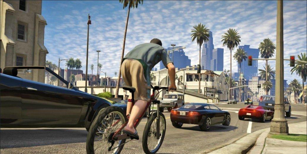 Grand Theft Auto V. Новая страна возможностей.   Канобу - Изображение 5