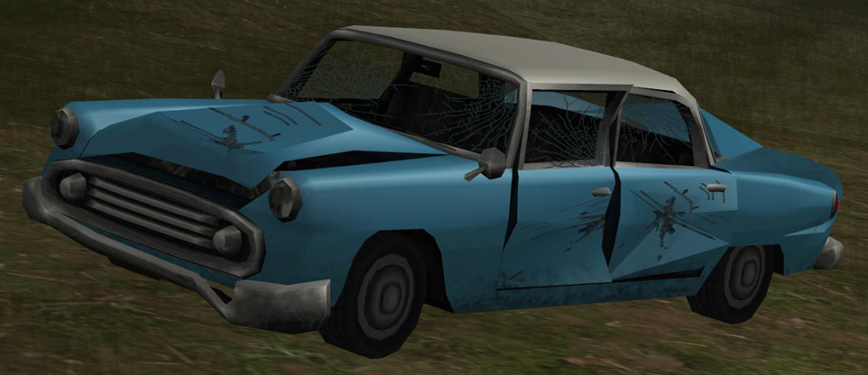 Пришло время развеять один изглавных мифов GTA: San Andreas— про автомобили-призраки | Канобу - Изображение 0