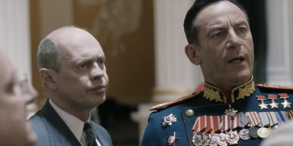 Рецензия на«Смерть Сталина». Астоилоли запрещать?. - Изображение 3