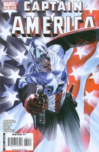 «Сокол иЗимний солдат»: художник показал Баки вкостюме Капитана Америка | Канобу - Изображение 6340