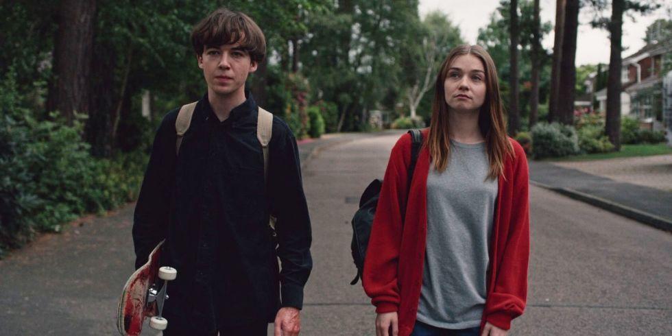 Netflix иChannel 4 продлили «Конец этого ******* мира» навторой сезон | Канобу - Изображение 2037