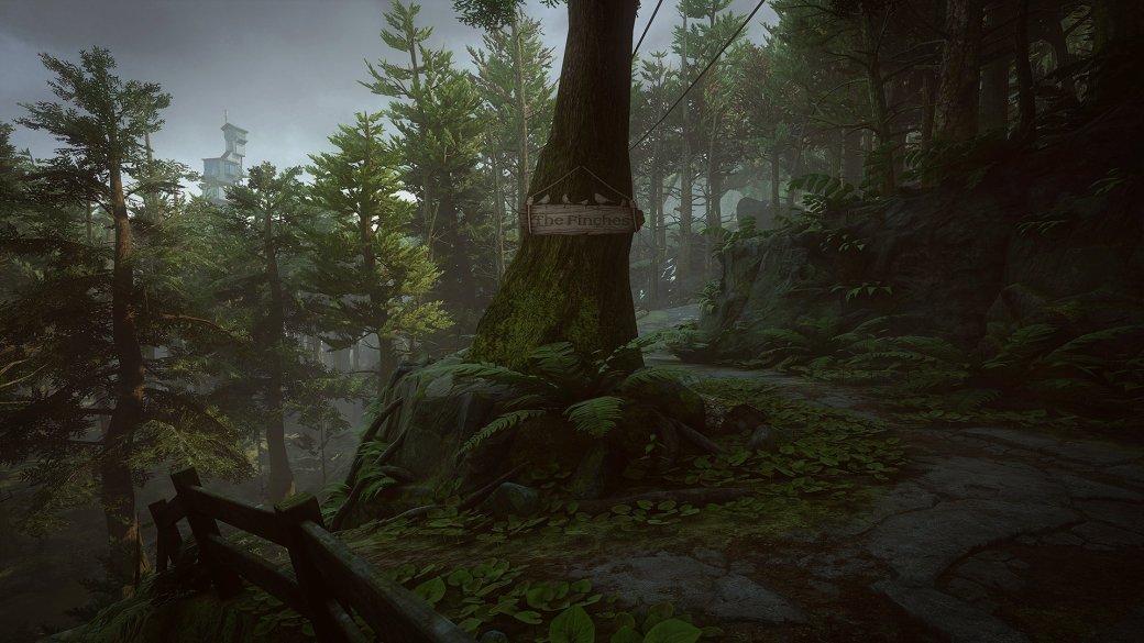 30 главных игр 2017 года. What Remains ofEdith Finch— самая красивая история осмерти. - Изображение 2