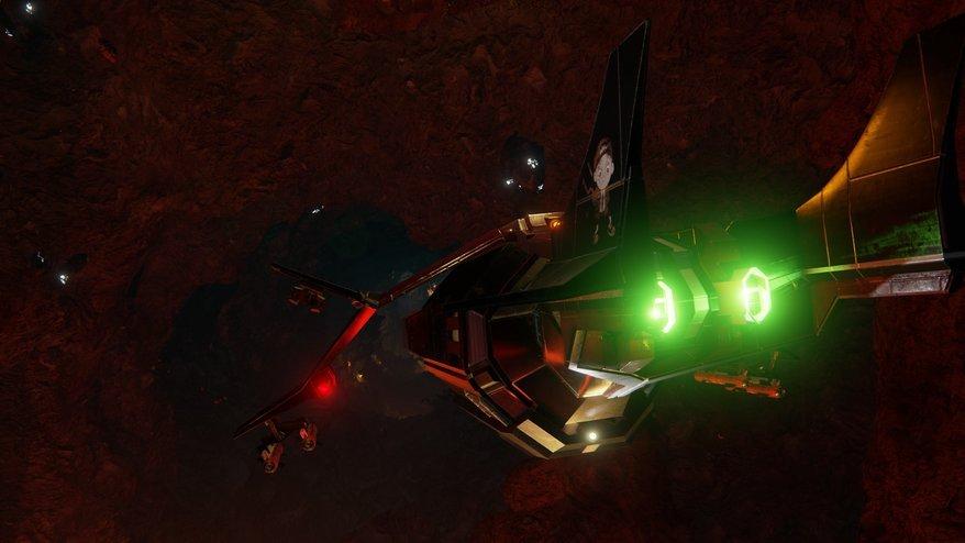 Descent Underground собрала $600 тыс для разработки 1-го модуля игры | Канобу - Изображение 1