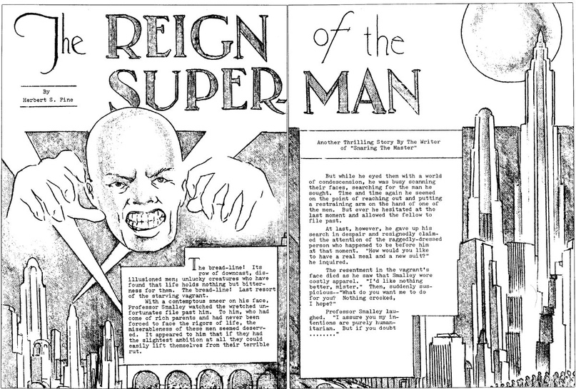 История Супермена иэволюция его образа вкомиксах | Канобу - Изображение 2