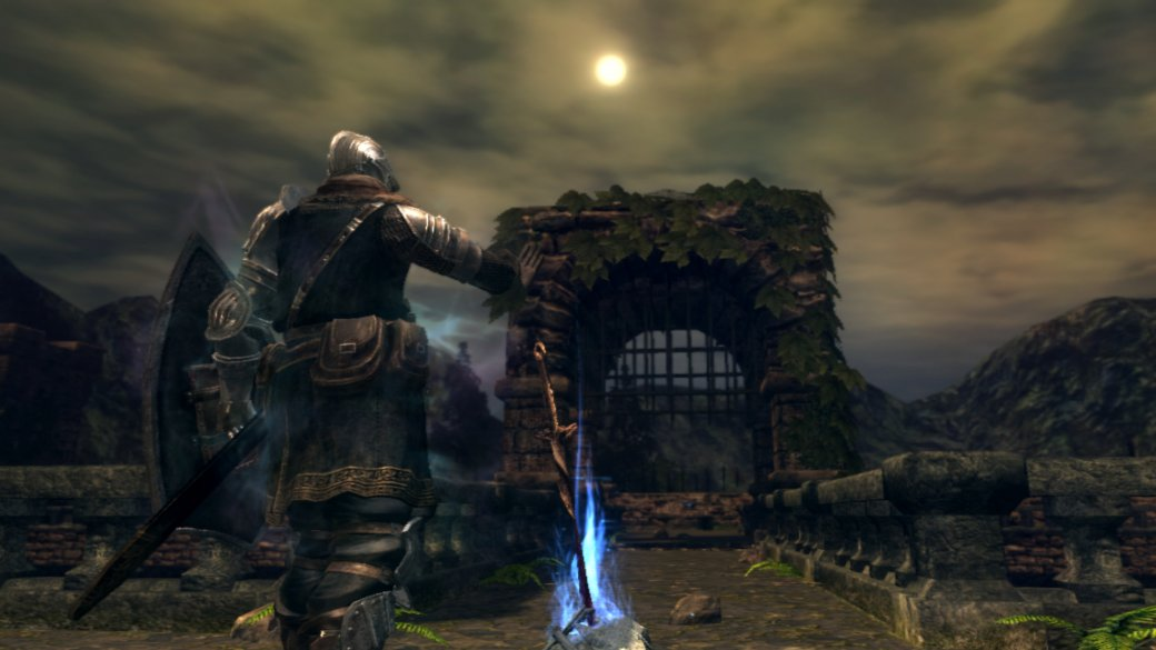 Обновление мода для Dark Souls вернуло вырезанные квесты знакомых персонажей | Канобу - Изображение 1