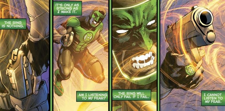 Зеленому фонарю больше не нужен пистолет, и все благодаря Бэтмену | Канобу - Изображение 11532
