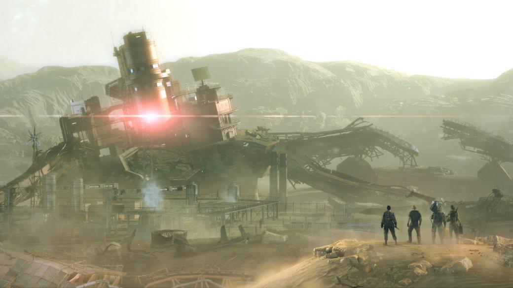 Рецензия на Metal Gear Survive. Обзор игры - Изображение 1