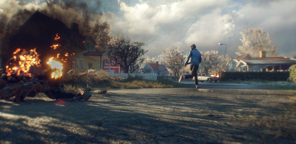 Gamescom 2018. Generation Zero — игра с элементами Left 4 Dead и Middle-earth: Shadow of Mordor | Канобу - Изображение 1