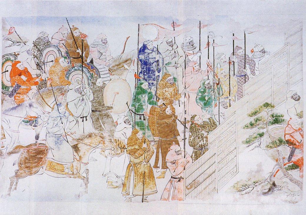 Ghost ofTsushima иреальное нападение монголов наЯпонию. Как все было насамом деле?   Канобу - Изображение 1027