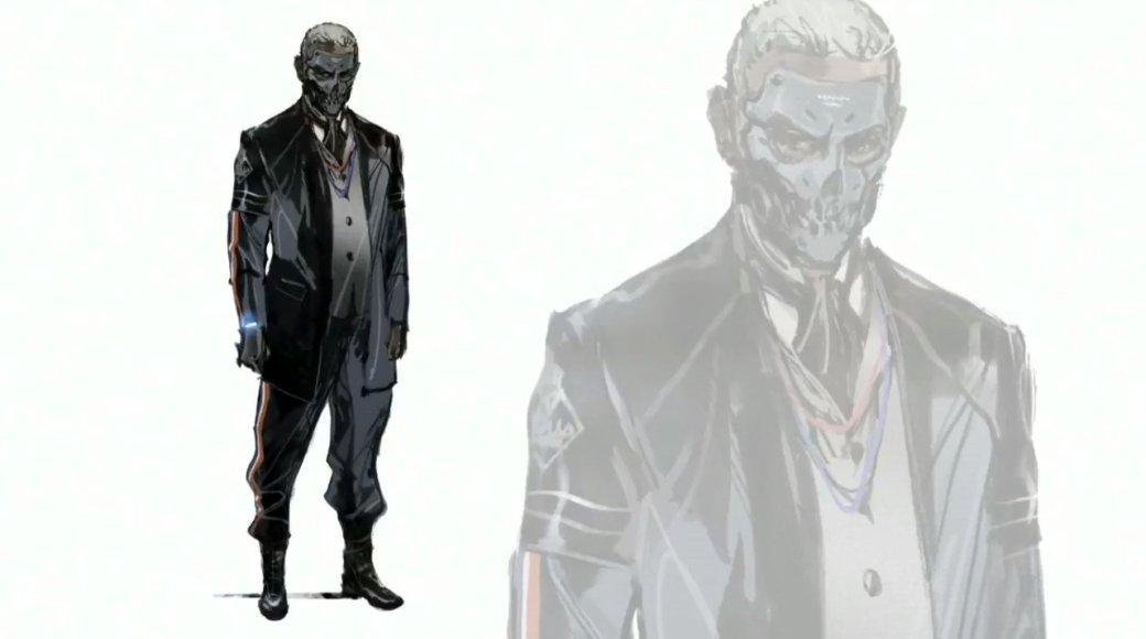 Новый ролик Death Stranding целиком посвящен Человеку взолотой маске. Озвучил его Трой Бейкер | Канобу - Изображение 4
