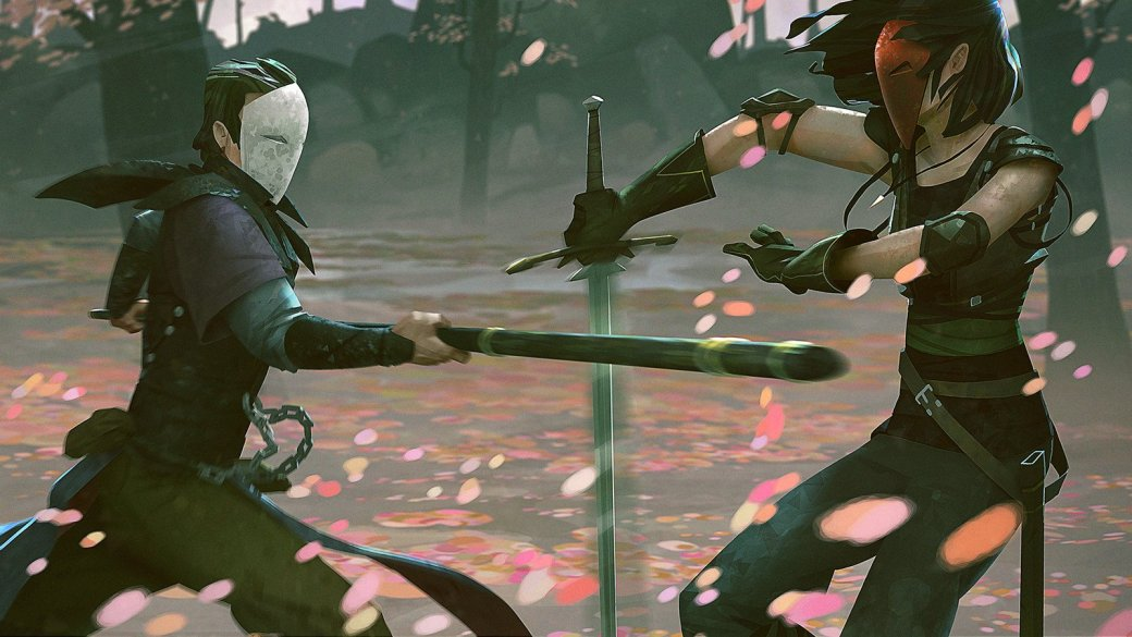 Обзор Absolver - рецензия на игру Absolver | Рецензии | Канобу