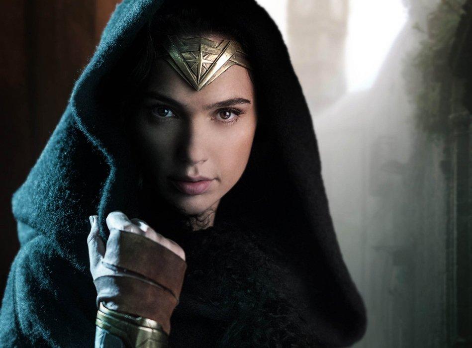 «Чудо женщина» — «Первый мститель» с яйцами | Канобу