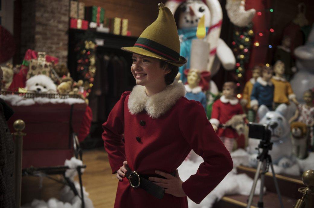 Рождественский эпизод «Леденящих душу приключений Сабрины»: плохой спешл, который нужно смотреть | Канобу - Изображение 1