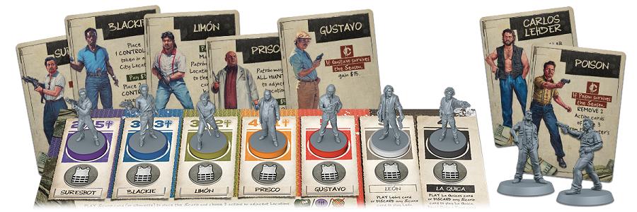 Нарусском языке выпустят настольную игру помотивам «Нарко». Вней нужно ловить лидера наркокартеля | Канобу - Изображение 9612