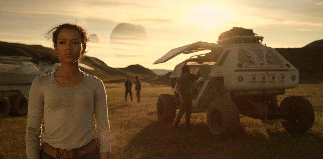 Рецензия на 1 сезон Lost in Space («Затерянные в космосе»). - Изображение 6