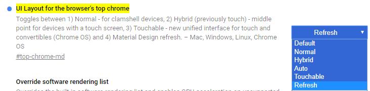 Как активировать новый внешний вид Chrome встиле Material Design наPCиiOS. - Изображение 2