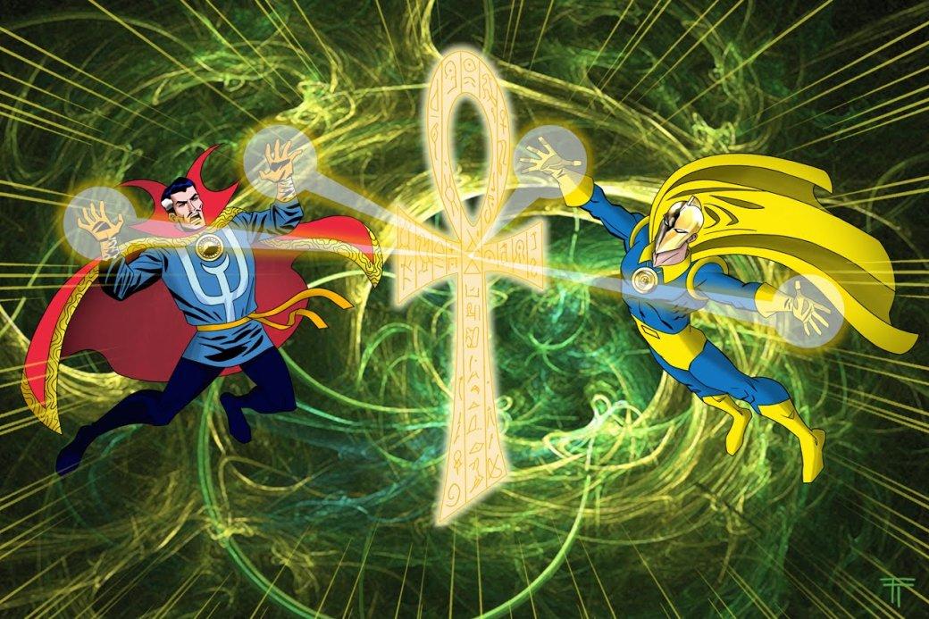 Как Marvel и DC воровали друг у друга героев - самые известные клоны супергероев и злодеев | Канобу - Изображение 6