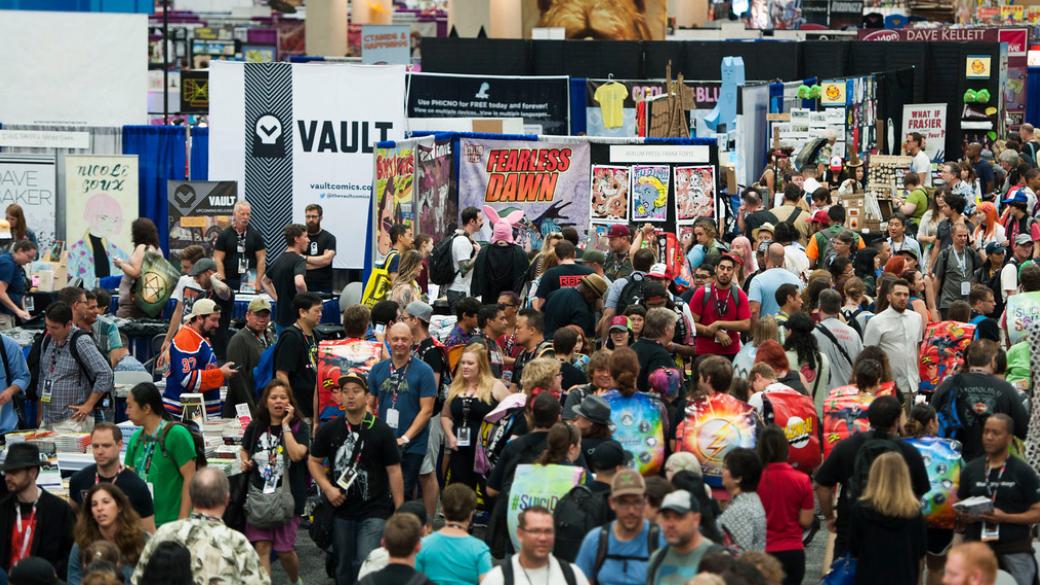 Международный ежегодный фестиваль поп-культуры San Diego Comic-Con Internationalв2018-м пройдет уже в48 раз— с19 по23июля вгороде Сан-Диего, США. Вэтом материале мырассказываем, что интересного в плане кино и сериалов могут представить наглавном гик-событии года.