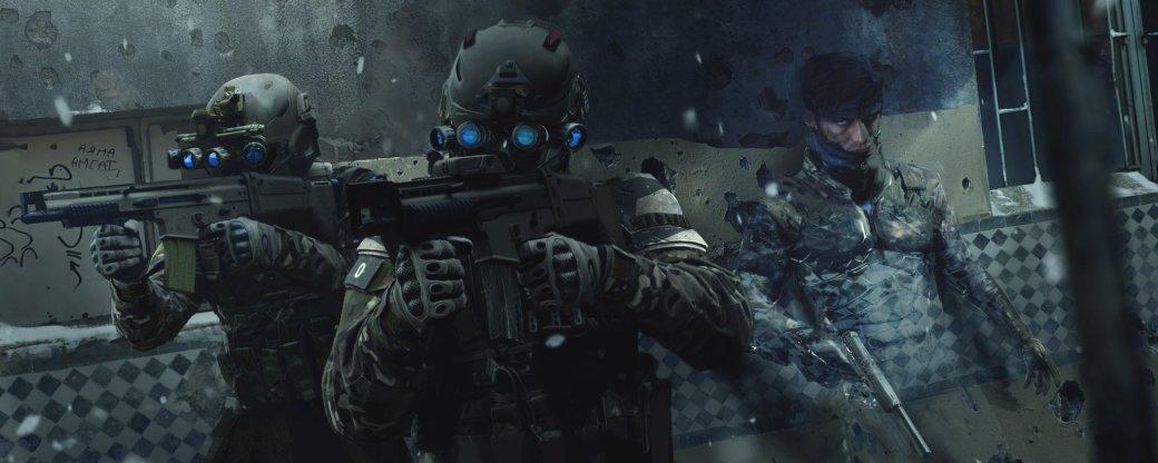 Замечательные фанарты к31-летию Metal Gear отрежиссера ееэкранизации | Канобу - Изображение 7