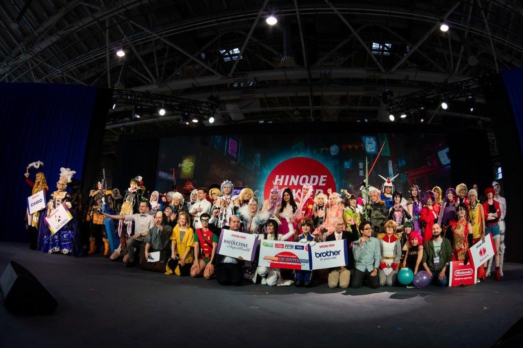 Чем запомнился фестиваль японской культуры Hinode Power Japan 2019 (ВДНХ, Москва, 30-31 марта) | Канобу - Изображение 1