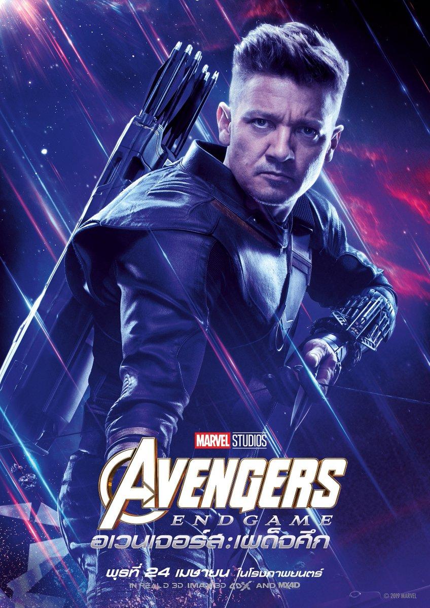 Всети оказалась куча новых постеров «Мстителей: Финал». Выже еще неустали?   Канобу - Изображение 5785