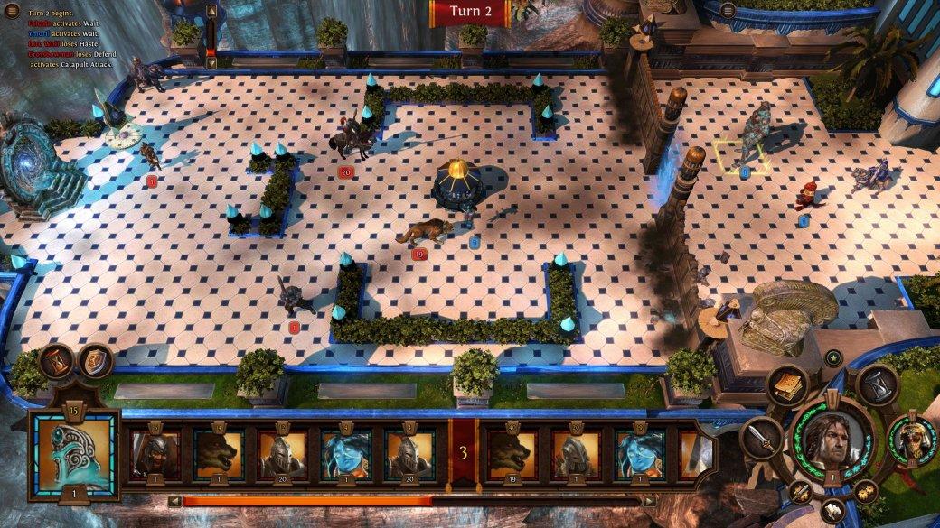 Чего ждать от Might & Magic: Heroes VII | Канобу - Изображение 45