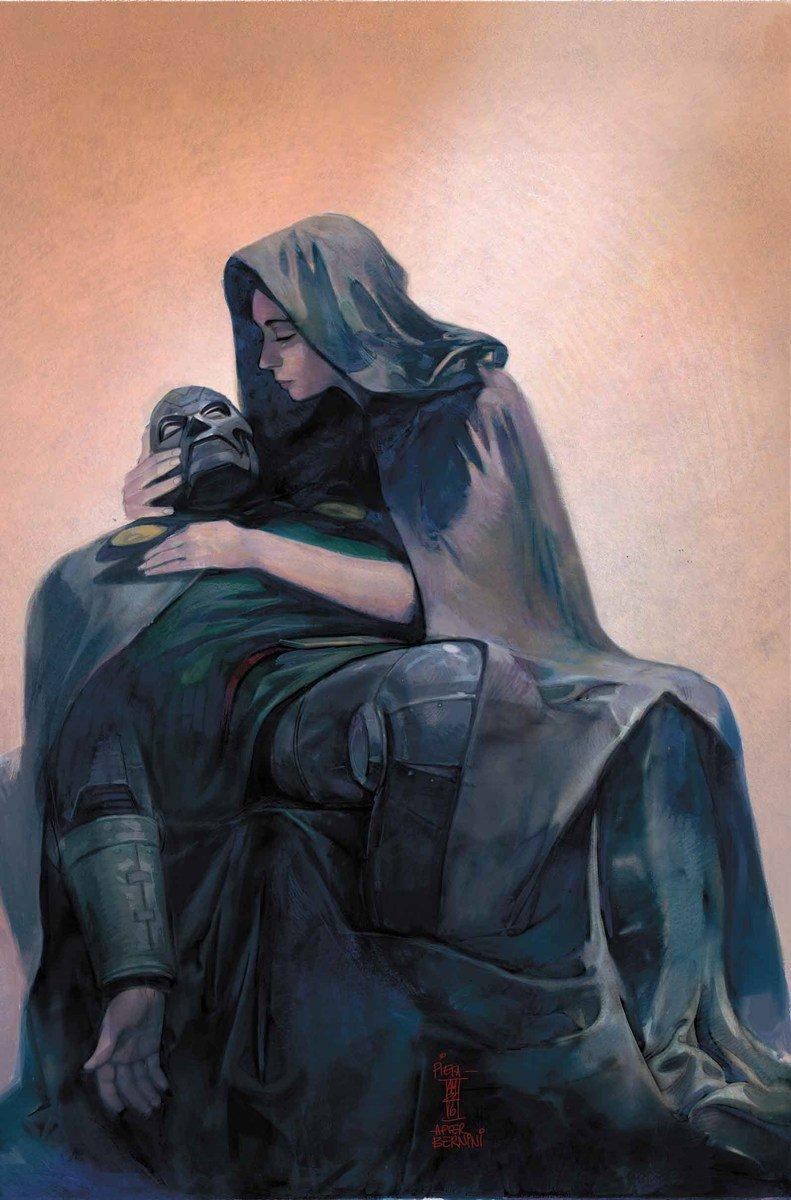 Почему комикс оДокторе Думе-герое— один изсамых смелых экспериментов Marvel последних лет | Канобу - Изображение 2