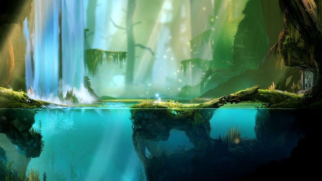 Ori and the Blind Forest— 5лет. Вот почему это одна излучших метроидваний | Канобу - Изображение 4129
