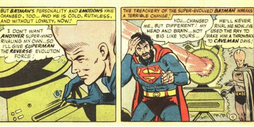 15 самых странных трансформаций Супермена  | Канобу - Изображение 4