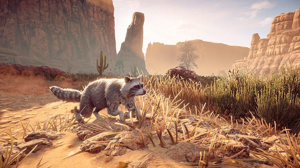 Слайдер: сравниваем машины изHorizon: Zero Dawn cреальными животными | Канобу - Изображение 6