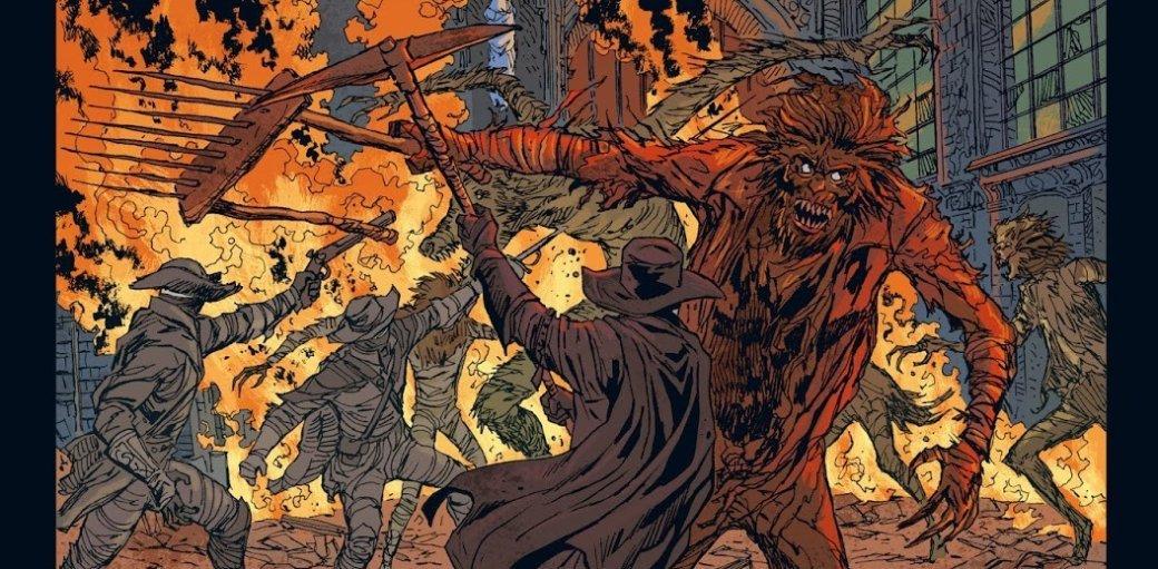 Обзор комикса «Bloodborne. Конец сна»— спорное, новсе равно приятное возвращение вЯрнам   Канобу - Изображение 1838