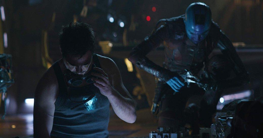 "Рецензия на фильм ""Мстители: Финал"" (Avengers: Endgame) | Канобу - Изображение 4"